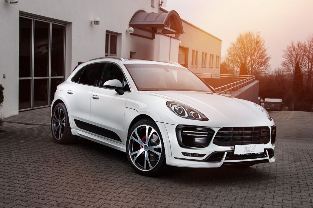 TechArt Porsche Macan (95B) cars modified 2014 wallpaper