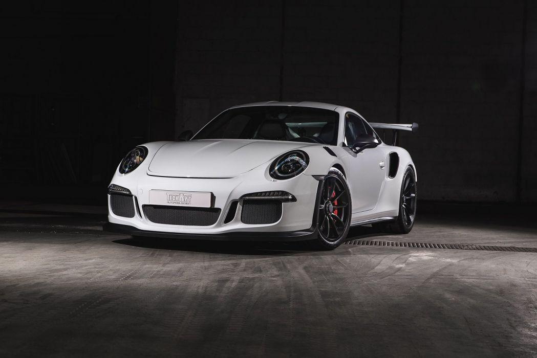 TechArt Porsche 911 GT3 (991) cars modified 2014 wallpaper