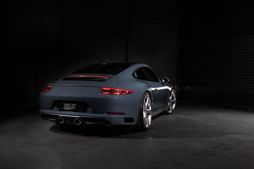 TechArt Porsche 911 Carrera Coupe (991) cars modified 2016 wallpaper