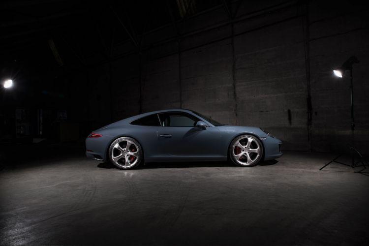TechArt Porsche 911 Carrera Coupe (991) cars modified 2016 wallpaper