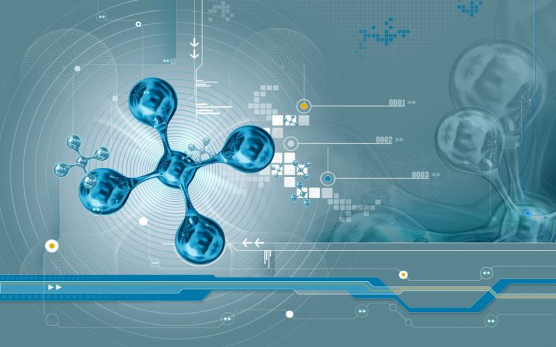 molecule medical biology detail medicine psychedelic science abstract abstraction chemistry Genetics wallpaper