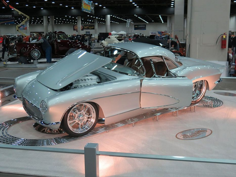2016 Detroit Autorama show cars classic custom modified wallpaper