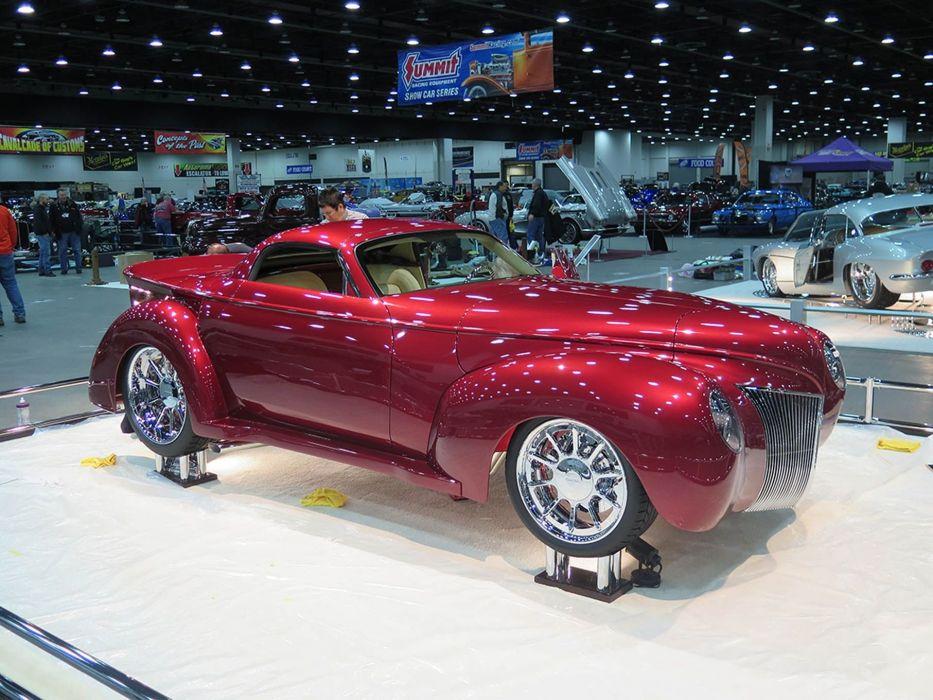 2016 Detroit Autorama show cars classic custom modified wallpaper