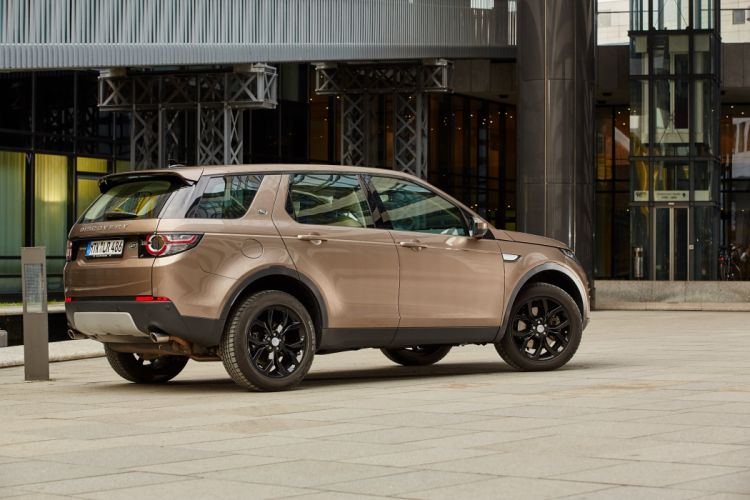 Land Rover Discovery Sport HSE Black Design Pack (L550)cars suv 2015 wallpaper