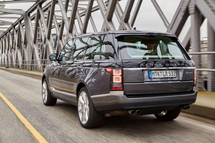 Range Rover SVAutobiography LWB (L405) cars suv 2016 wallpaper