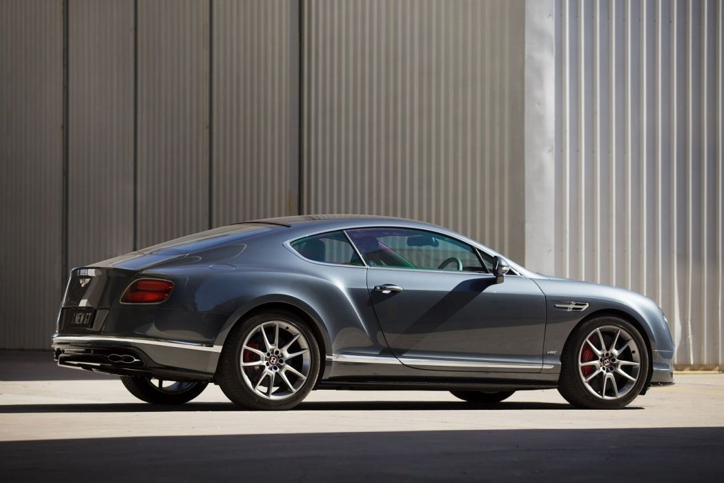 Bentley Continental GT V8 S AU-spec cars coupe 2016 wallpaper