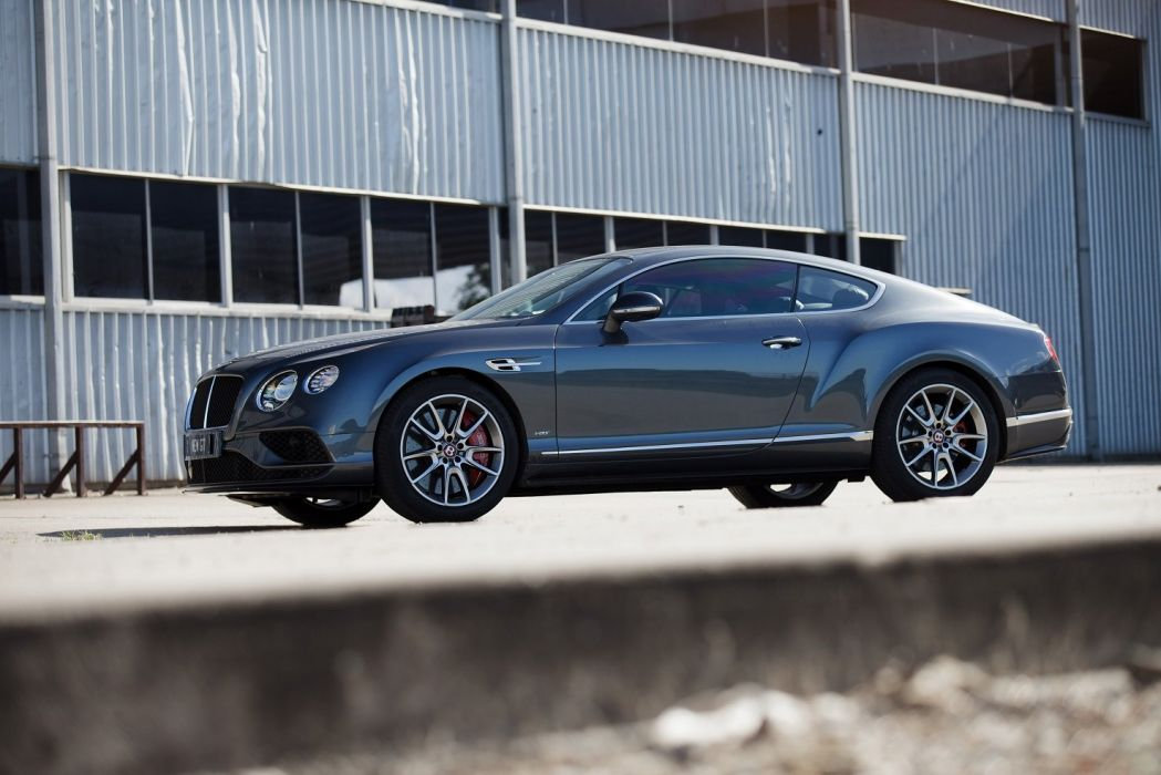Bentley Continental GT V8 S AU-spec cars coupe 2016 wallpaper