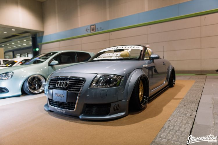 Osaka Auto Messe 2016 cars modified tuning wallpaper