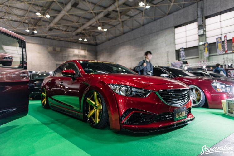 Osaka Auto Messe 2016 cars modified tuning wallpaper
