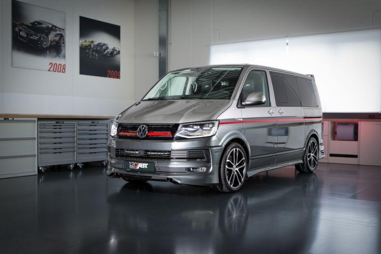 ABT Volkswagen Multivan (T6) cars modified 2016 wallpaper