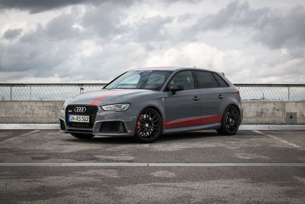 MTM Audi RS3 R Sportback cars modified 2016 wallpaper