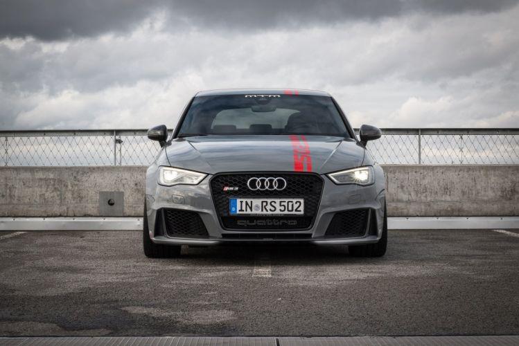 MTM Audi RS3 R Sportback cars modified 2016 wallpaper