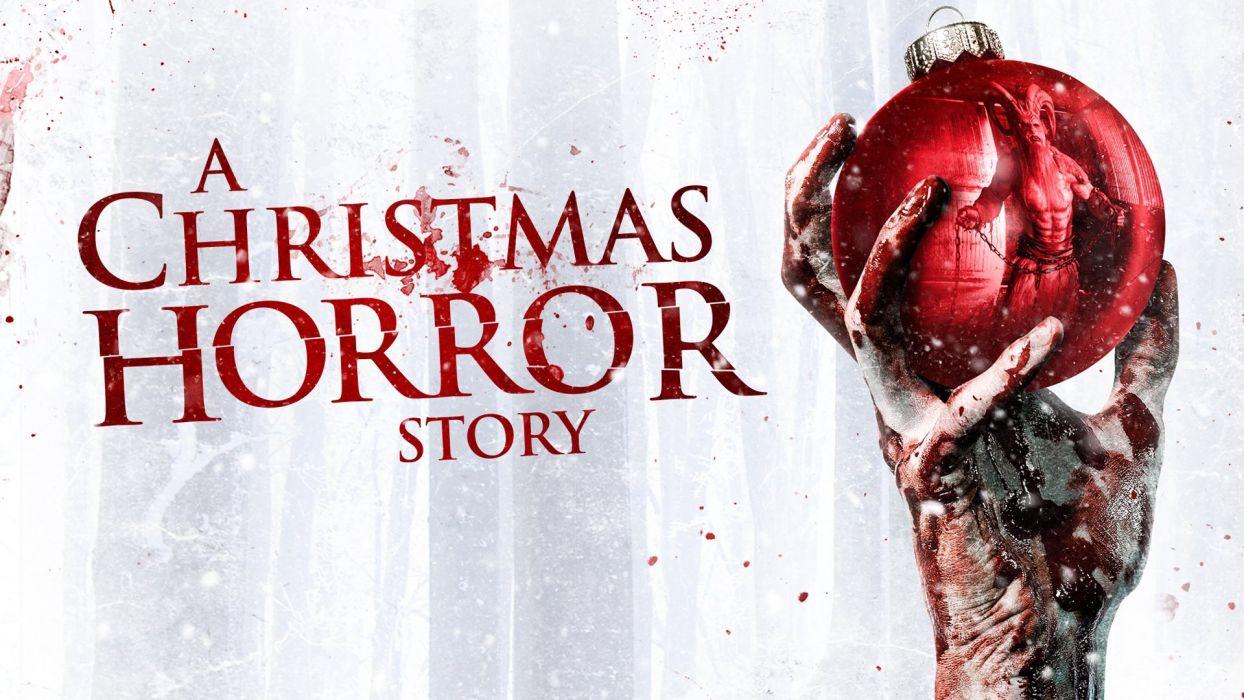 KRAMPUS monster demon evil horror dark occult christmas story poster ...