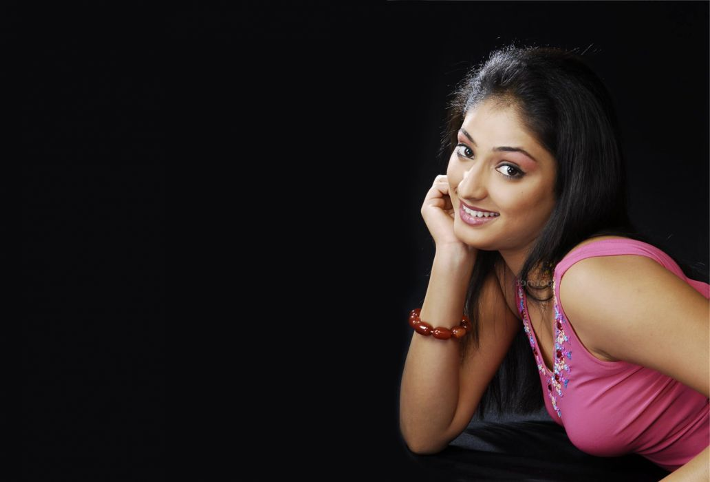 Haripriya bollywood actress model girl beautiful brunette pretty cute beauty sexy hot pose face eyes hair lips smile figure indian  wallpaper