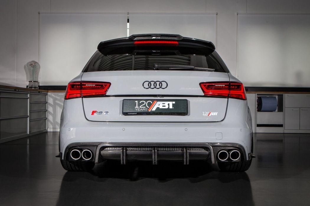 ABT Audi RS6 Avant cars wagon 2016 modified wallpaper