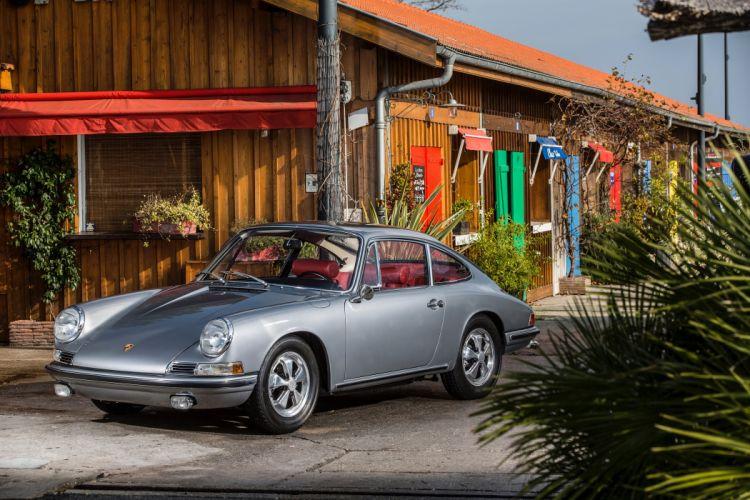 Porsche 911 S 2-litres Coupe (901) cars 1966 1968 wallpaper