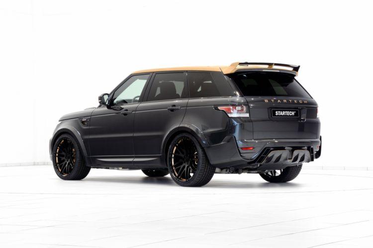 Startech Range Rover Sport cars black modified 2013 wallpaper