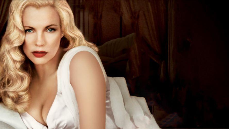 kim bazinger actriz americana celebridad rubia wallpaper