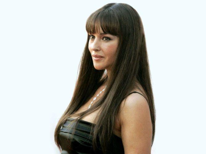 monica bellucci actriz americana morena celebridad wallpaper