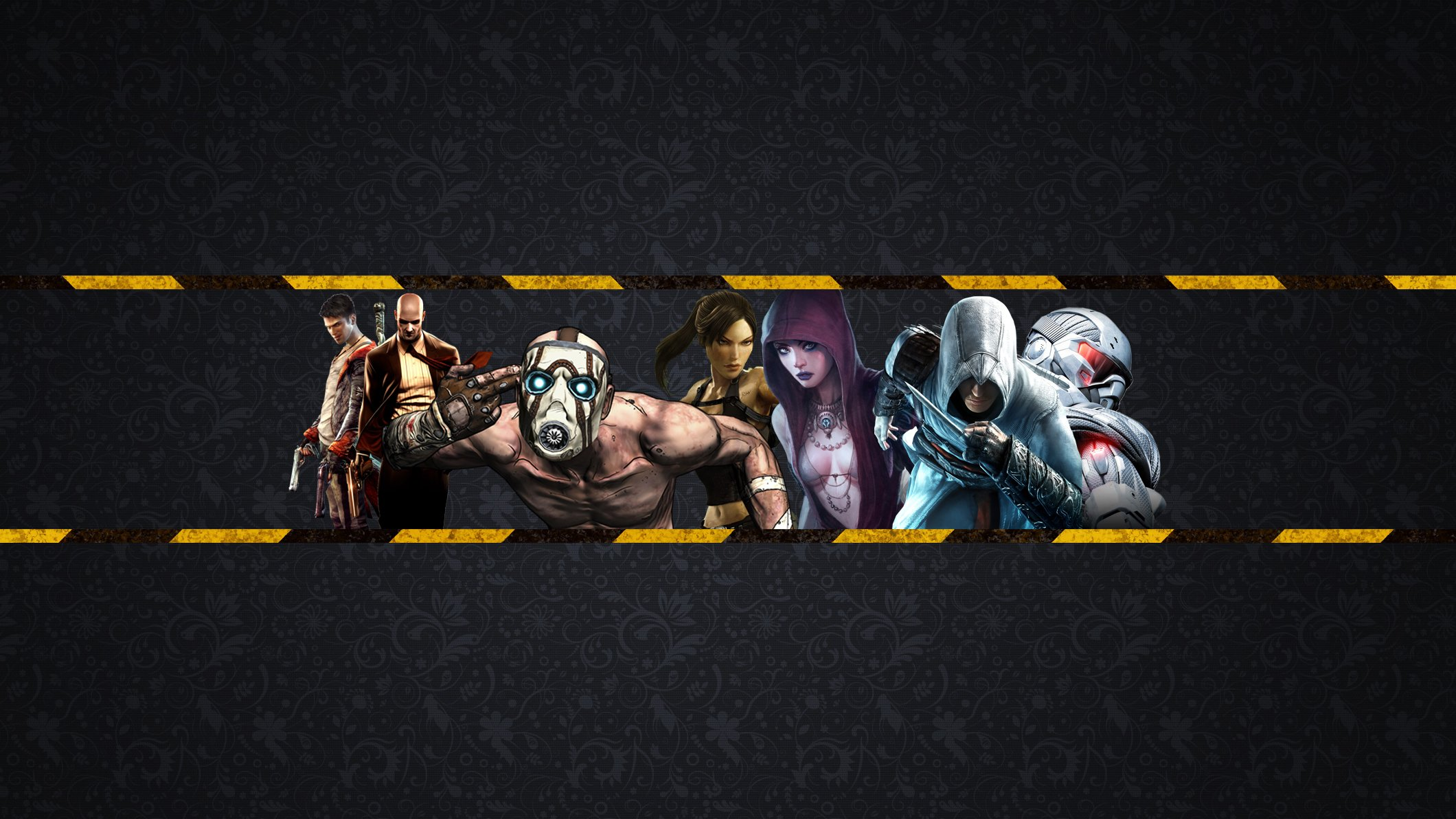 Gaming backgrounds for youtube banner