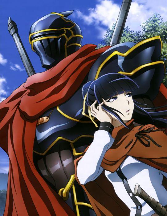 anime girl Overlord Series Narberal Gamma Character Momonga wallpaper