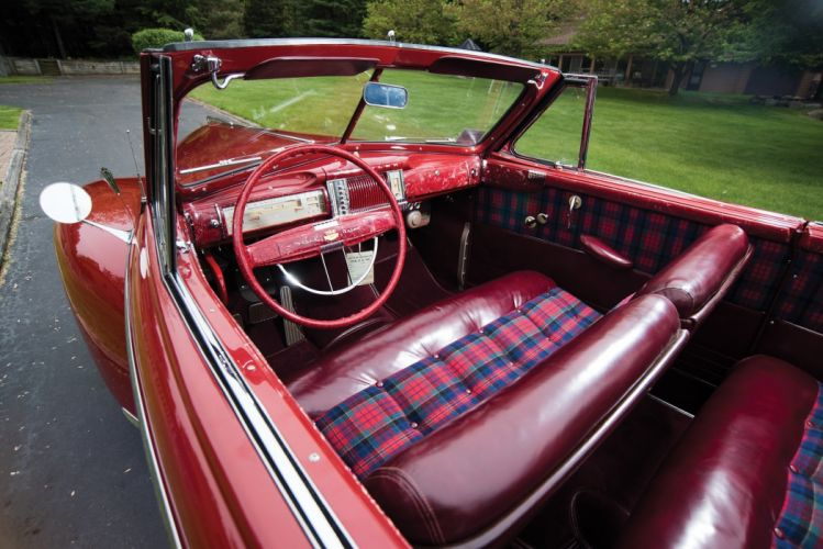 1941 Chrysler Windsor Highlander Convertible Coupe cars classic wallpaper