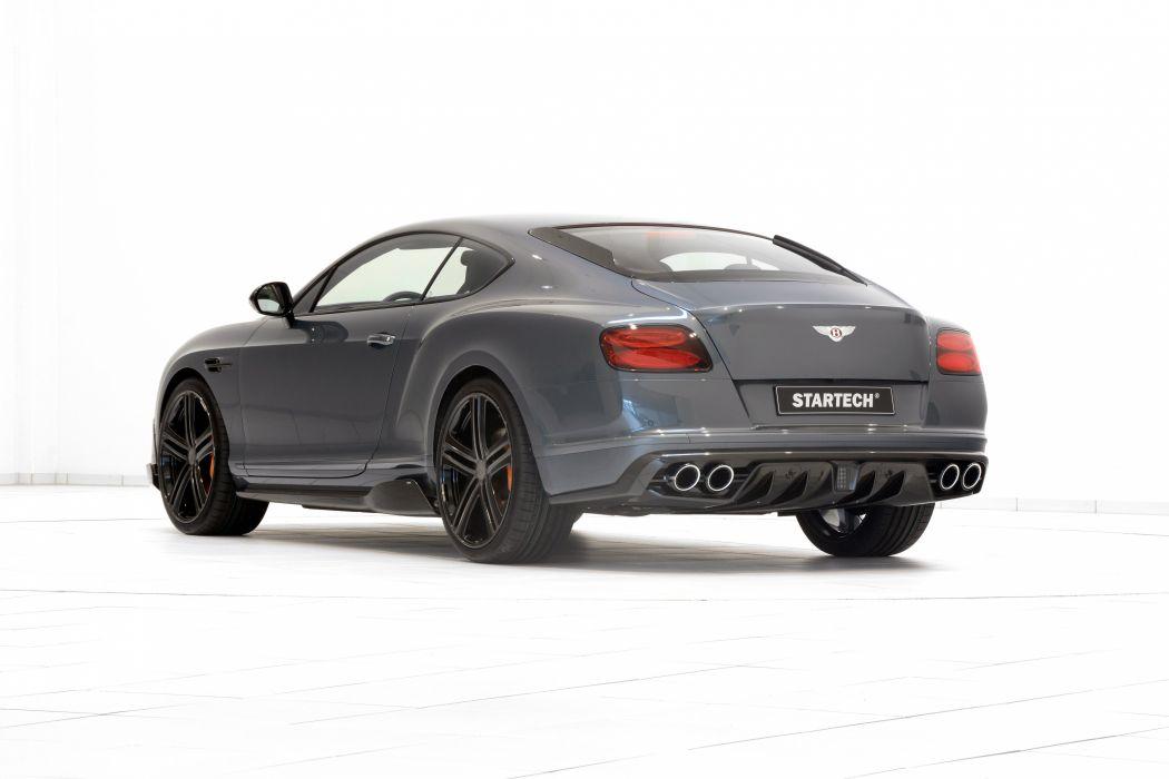 Startech Bentley Continental GT cars modified 2016 wallpaper