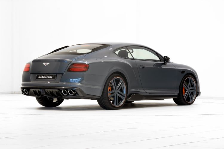 Startech Bentley Continental GT cars modified 2016 wallpaper