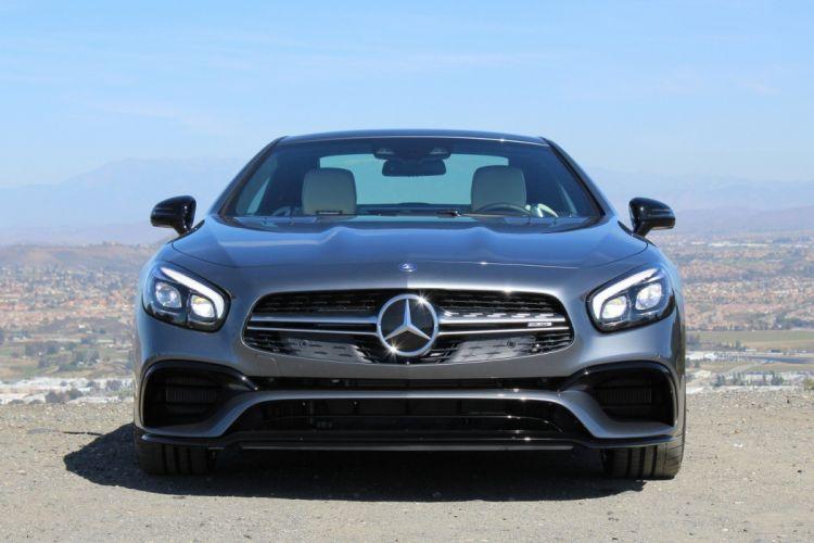 (R231) 2016 amg cars convertible Mercedes sl63 wallpaper