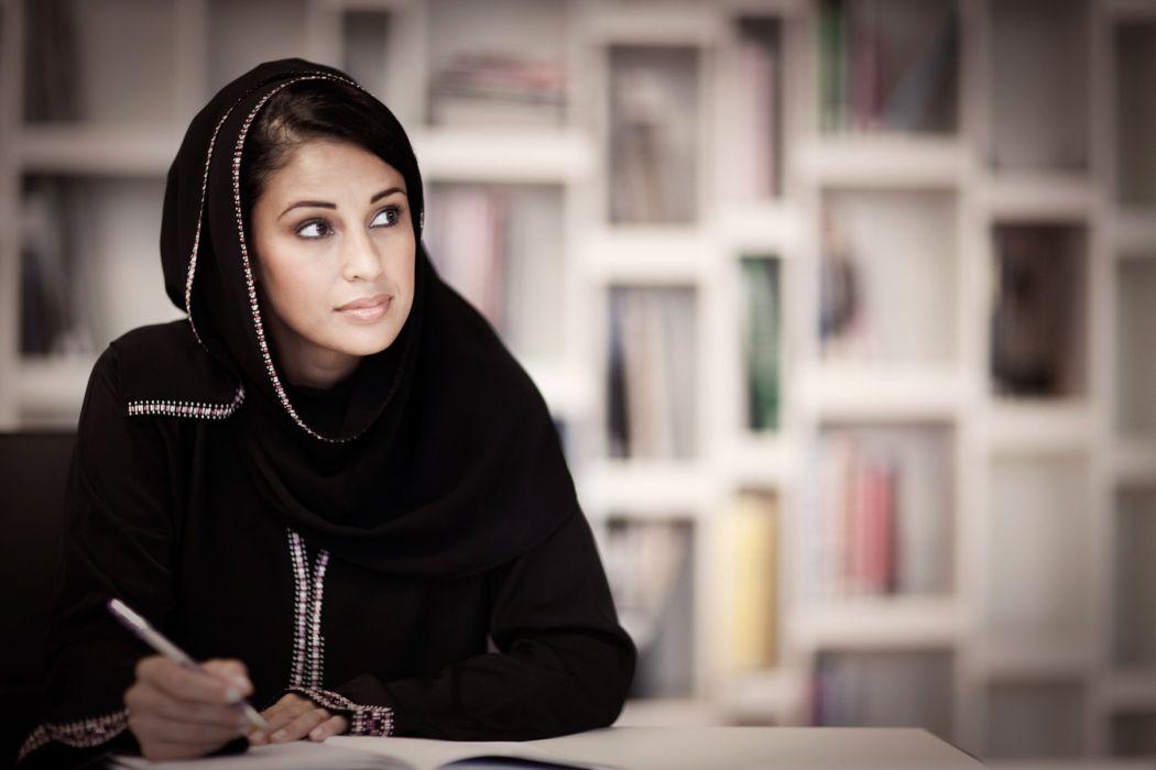 mujer arabe paA wallpaper