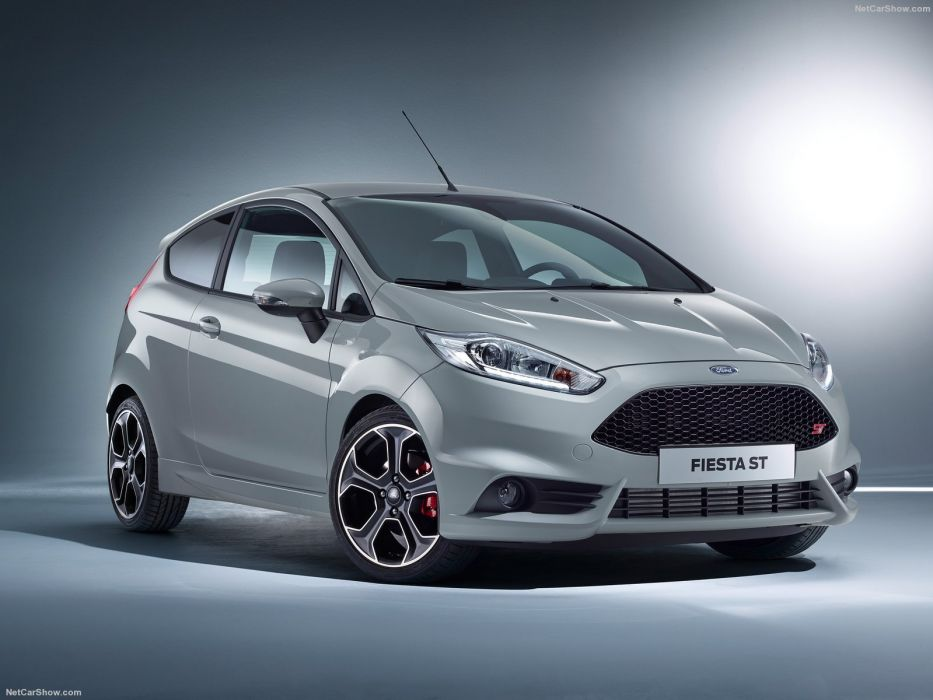Ford Fiesta ST200 cars 2016 wallpaper