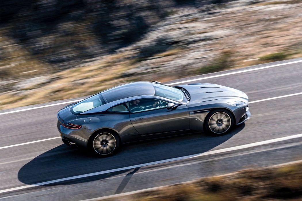 Aston Martin DB11 coupe cars 2016 wallpaper