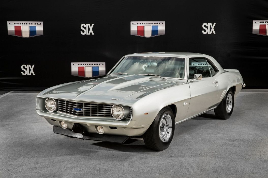 1967 1969 chevy chevrolet camaro cars classic wallpaper