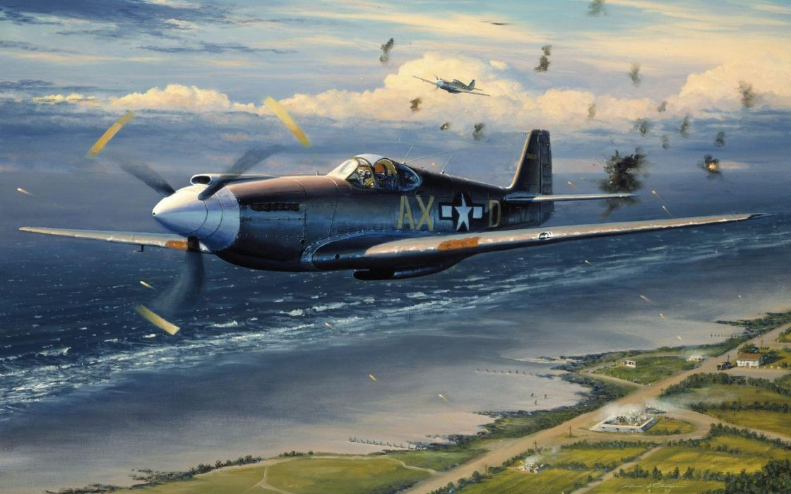 avion militar 2 guerra mundial wallpaper