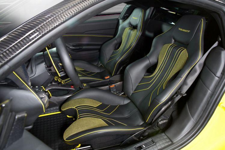 Mansory ferrari 4XX Siracusa cars modified yelloh 2016 wallpaper