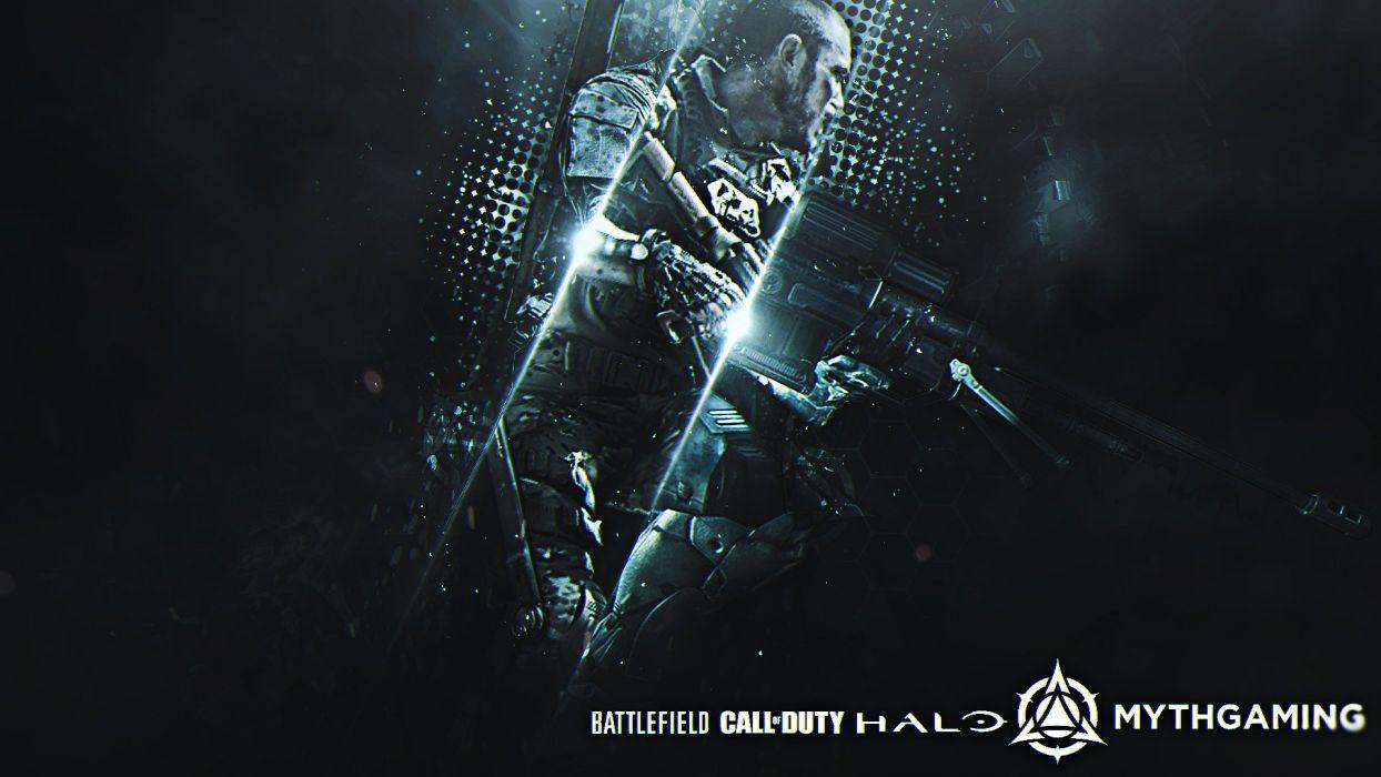 GAMING game video computer gamer poster wallpaper
