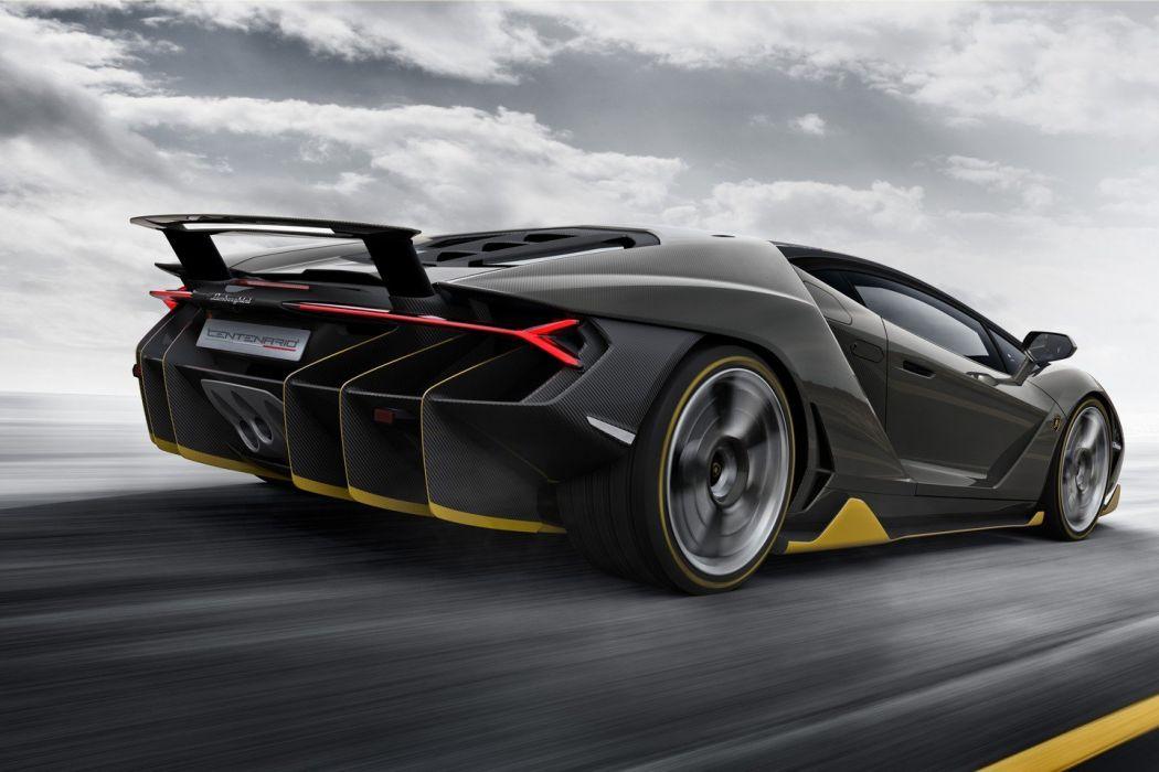 Lamborghini Centenario cars supercars carbon 2016 wallpaper