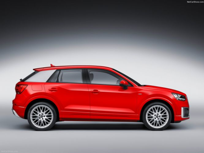 Audi Q2 cars suv 2016 wallpaper