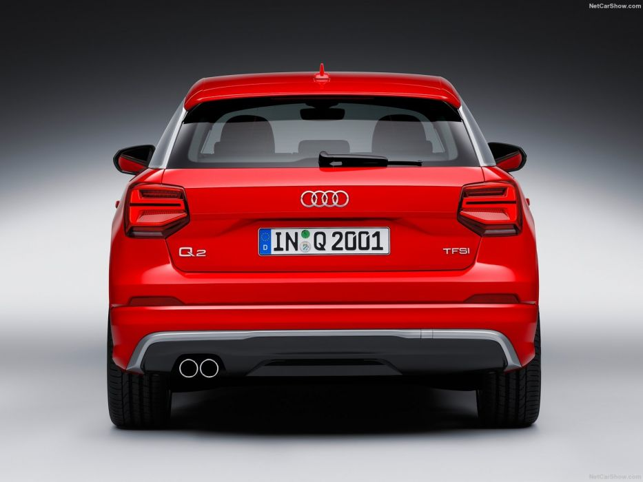 Audi Q2 cars suv 2016 wallpaper