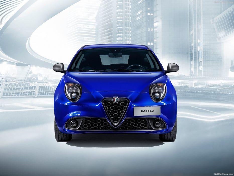 Alfa Romeo MiTot cars 2016 wallpaper