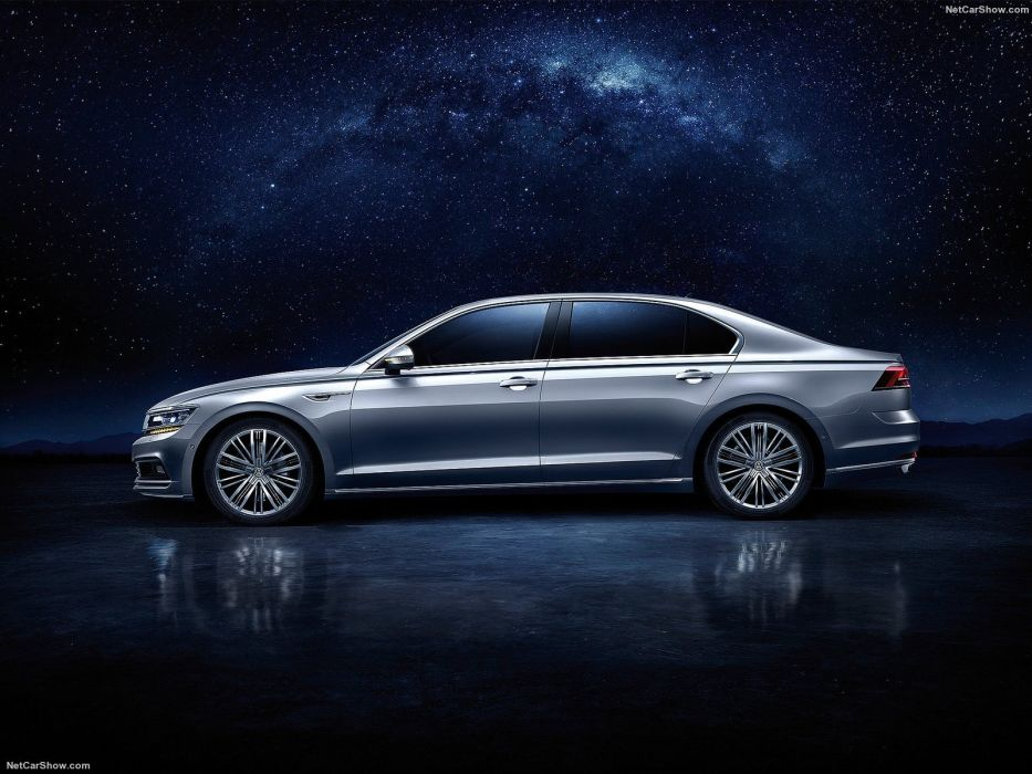 Volkswagen Phideon cars 2016 wallpaper