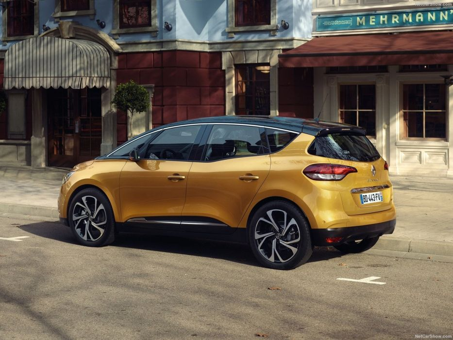 Renault Scenic Caes 2016 Wallpaper 1600x1200 902686
