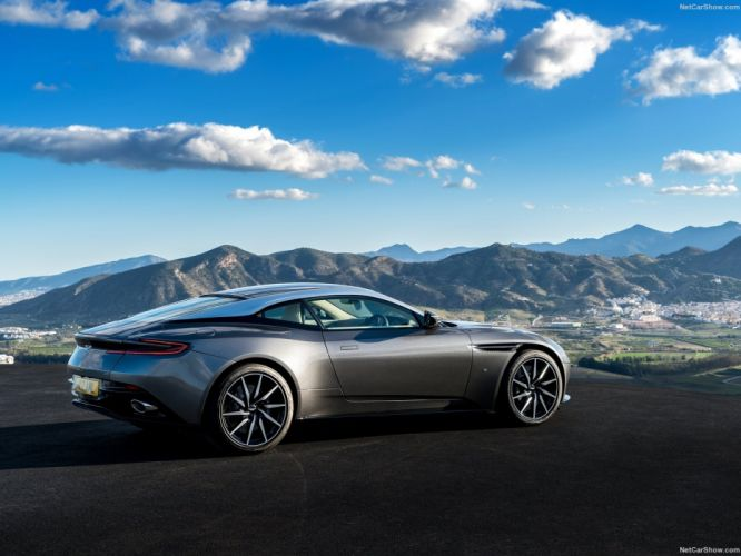 Aston Martin DB11 coupe cars 2016 wallpaper