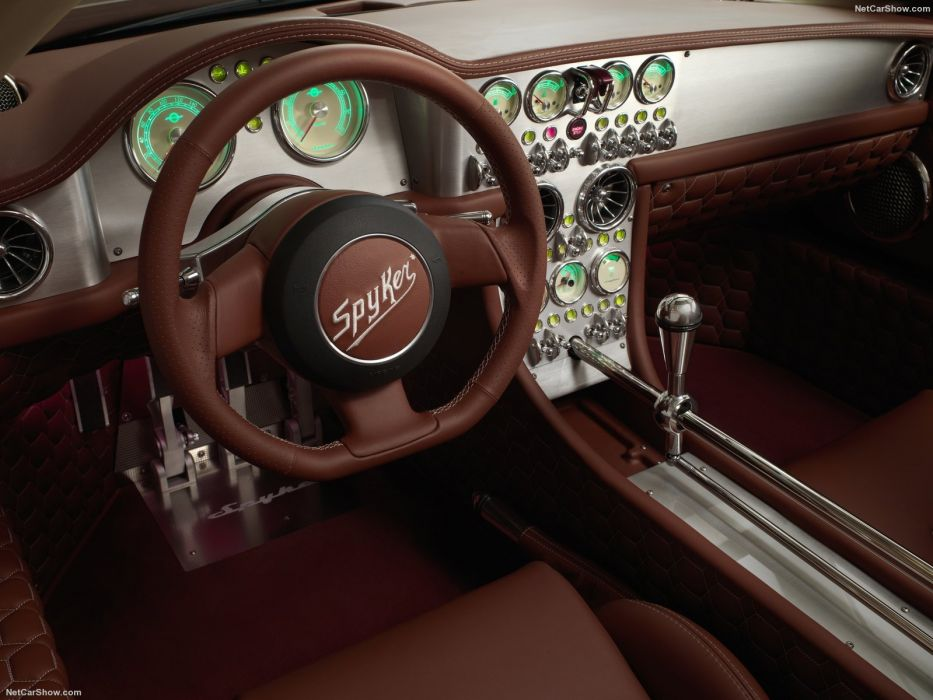 Spyker C8 Preliator coupe cars 2016 wallpaper