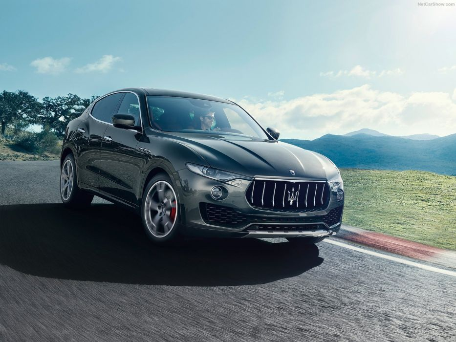 Maserati Levante suv cars 2016 wallpaper