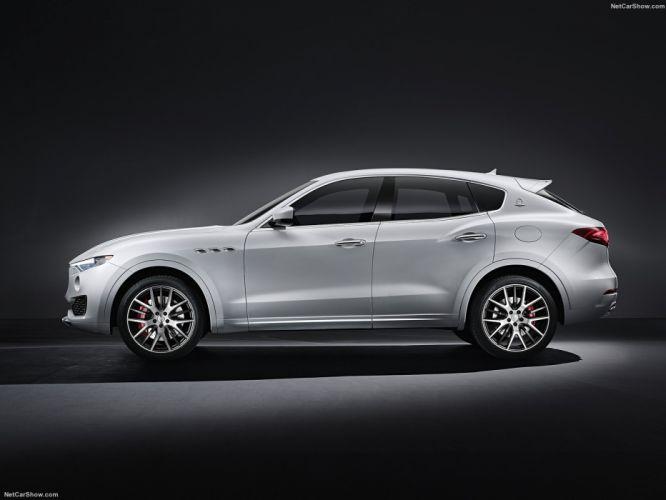 Maserati Levante suv cars 2016 wallpaper