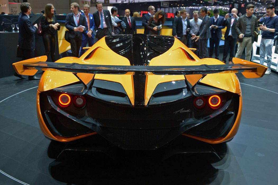 2016 Geneva Motor show Apollo Arrow supercars cars wallpaper