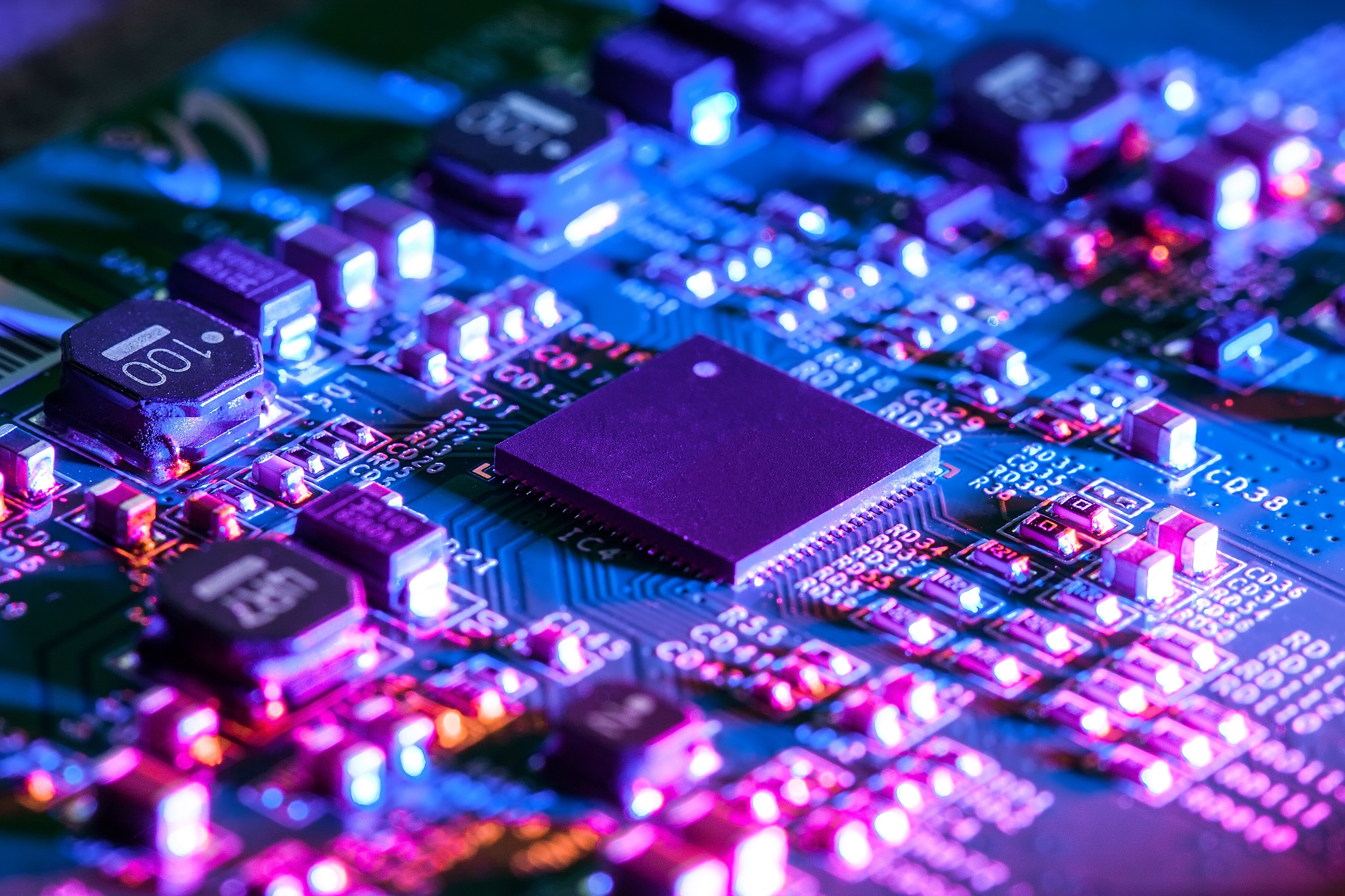 Psychedelic Circuit Board Guide And Troubleshooting Of Wiring Wallpaper Digital Art Wallpapers 13785 Electronics Machine Technology Electronic Computer Printed Background