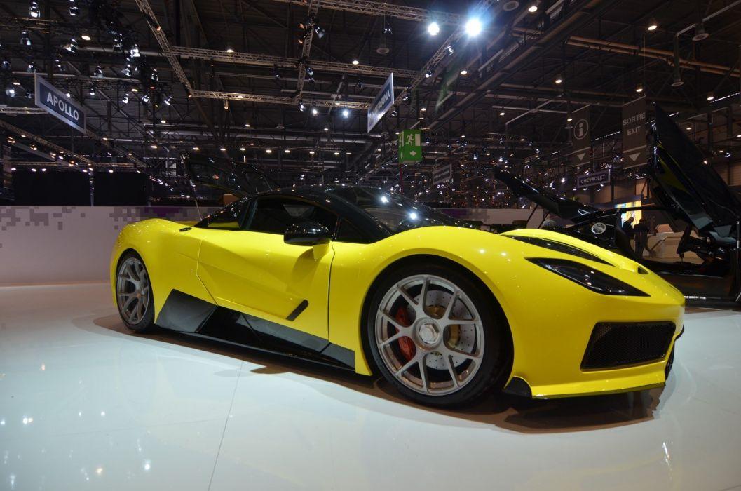 2016 Geneva Motor show Arash AF8 Cassini cars modified wallpaper