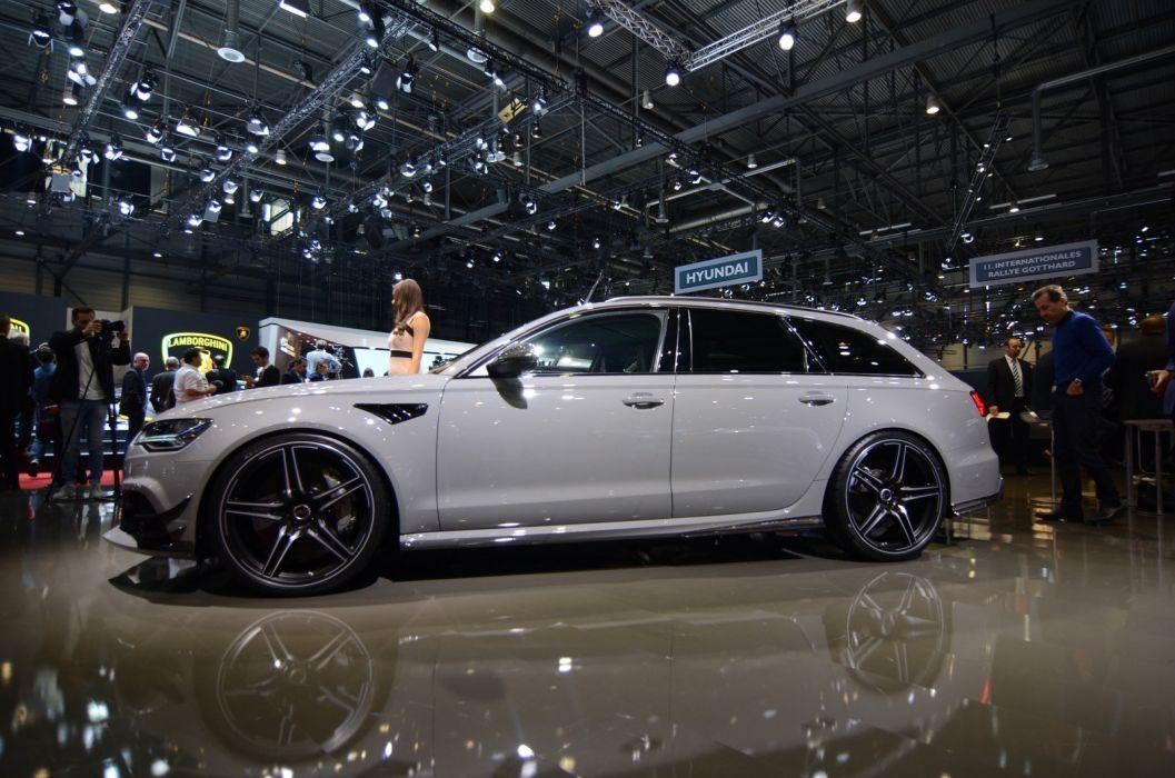 2016 Geneva Motor show ABT audi RS6 cars modified wallpaper